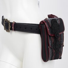 Ozz Oneste Chinese Decoration Waist Bag