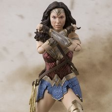 S.H.Figuarts Justice League: Wonder Woman