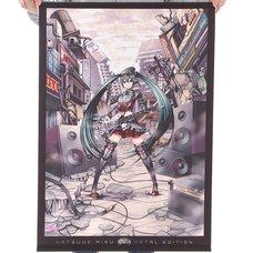 Hatsune Miku Metal Edition B2 Tapestry