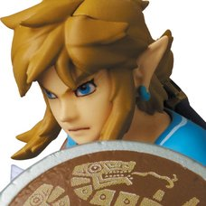 Ultra Detail Figure Legend of Zelda Link: Breath of the Wild Ver.