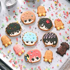 Charm Patisserie Gintama: Gin-san's Cookie Shop Box Set
