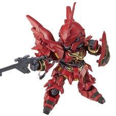 SD EX-Standard Gundam Unicorn 013 Sinanju