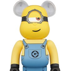 BE@RBRICK Despicable Me 3 Stuart 1000%