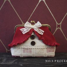 NO.S PROJECT Little Red Riding Hood Pouch