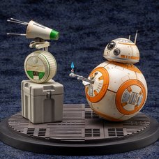 ArtFX Star Wars: The Rise of Skywalker D-O & BB-8