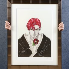 Ranmaru Fine Art Print by Kazuma Kodaka