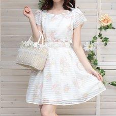 LIZ LISA Opal Flower Pattern Dress