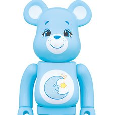 BE@RBRICK Care Bears Bedtime Bear 400%
