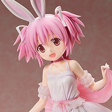 Puella Magi Madoka Magica the Movie: Rebellion Madoka Kaname: Rabbit Ears Ver. 1/4 Scale Figure