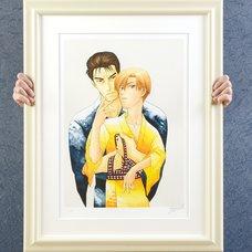 Renjou Fine Art Print by Kazuma Kodaka