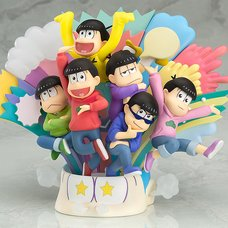 Osomatsu-san Diorama Figure