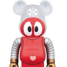BE@RBRICK Ganbare!! Robocon Robocon 400%