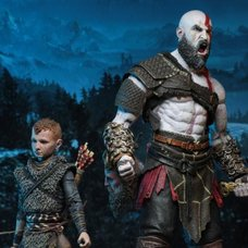 God of War Ultimate Kratos & Atreus Action Figure 2-Pack