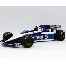 Beemax Series No. 27: 1/20 Scale Brabham BT52B '83 European GP Ver.