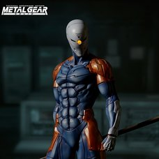 Metal Gear Solid Cyborg Ninja 1/6 Scale Figure