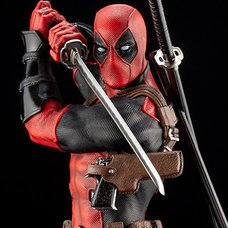 Marvel Universe Deadpool Maximum Fine Art Statue