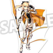 TYPE-MOON Racing Fate 15th Anniversary Edition Altria Pendragon (Armor Ver.) Acrylic Stand