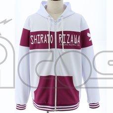 Haikyu!! Karasuno VS Shiratorizawa Shiratorizawa Zip Hoodie