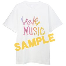 The Idolm@ster Cinderella Girls Syuko Shiomi's T-Shirt