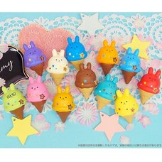Tsukiuta Squeezable Keychain Box Set