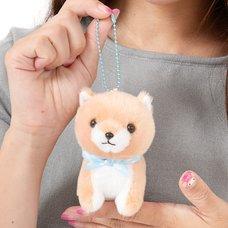 Mameshiba San Kyodai Funwari Yume no Kuni Dog Plush Collection (Ball Chain)