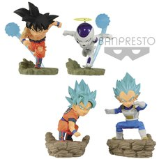 Dragon Ball Super World Collectable Diorama Vol. 3