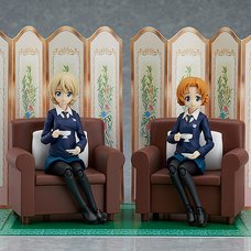 figma Girls und Panzer das Finale Darjeeling & Orange Pekoe Set