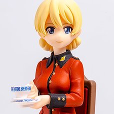PLAMAX MF-22: Minimum Factory Girls und Panzer der Film Darjeeling