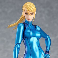 figma Metroid: Other M Samus Aran: Zero Suit Ver.