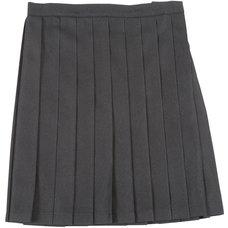 Teens Ever Black High School Uniform Skirt