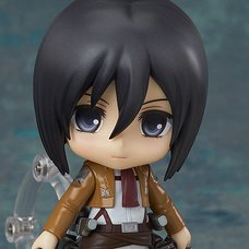 Nendoroid Attack on Titan Mikasa Ackerman (Re-run)