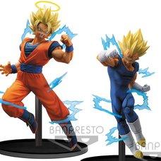 Dragon Ball Z: Dokkan Battle Collab Figure Collection