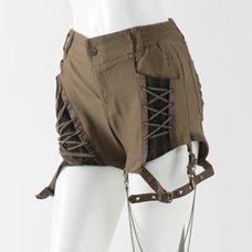 Ozz Croce Garter-Style Shorts
