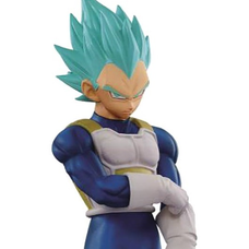 Dragon Ball Super DXF Figure - The Super Warriors Vol. 5: Super Saiyan Blue Vegeta