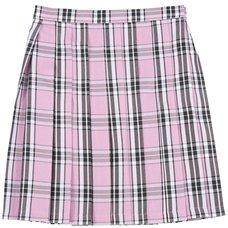 Teens Ever Pink x Black High School Uniform Skirt
