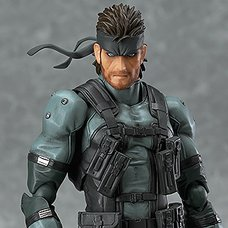 figma Solid Snake: MGS2 Ver. (Re-run)
