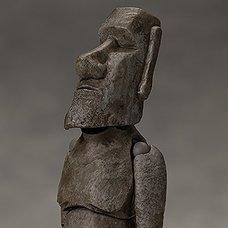 figma The Table Museum: Moai
