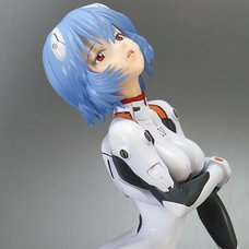 Rebuild of Evangelion Rei Ayanami: Plugsuit Ver. 1/6 Scale Figure :Re