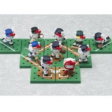 Nendoroid Plus: Major League Baseball / Hello Kitty Box Set
