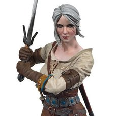 The Witcher 3: Wild Hunt Cirilla Fiona Elen Riannon