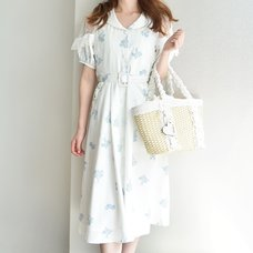 LIZ LISA Margaret Pattern Dress