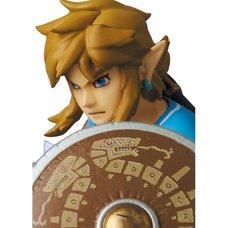 Ultra Detail Figure Legend of Zelda Link: Breath of the Wild Ver.