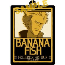 Banana Fish Acrylic Keychain Collection