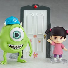Nendoroid Monsters Inc. Mike & Boo Set: DX Ver.