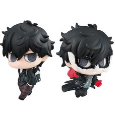 Petit Chara! Chimi-Mega Persona 5 the Animation Phantom Thieves Set