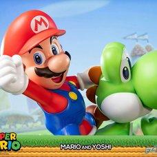 Super Mario Mario & Yoshi Statue: Stabdard Edition