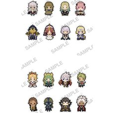 Fate/Apocrypha PetitBit Strap Collection Box Set