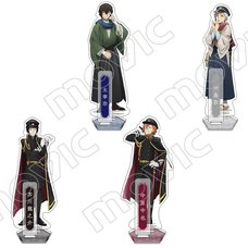 Bungo Stray Dogs: Dead Apple Acrylic Stand Figure Collection