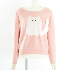 E Hyphen World Gallery BonBon Catbon Knit