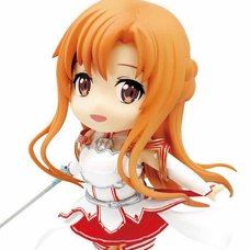 Puchieete Figure Sword Art Online Asuna: Knights of the Blood Ver.